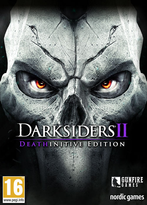 Cheap Steam Games  Darksiders II Deathinitive Edition Steam CD Key