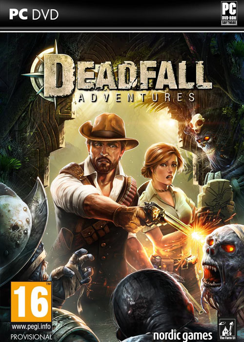 Cheap Steam Games  Deadfall Adventures Steam CD Key