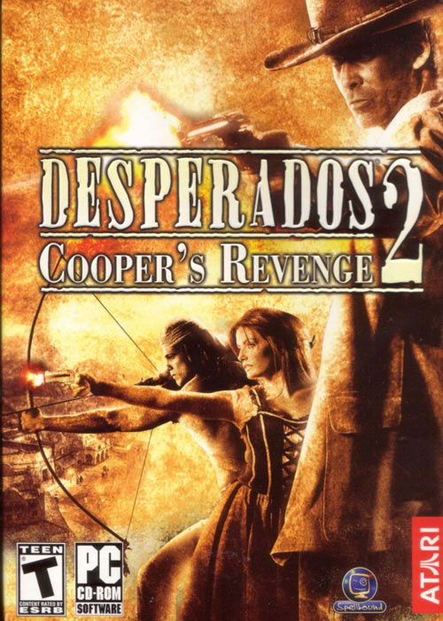 Cheap Steam Games  Desperados 2 Cooper's Revenge Steam CD Key