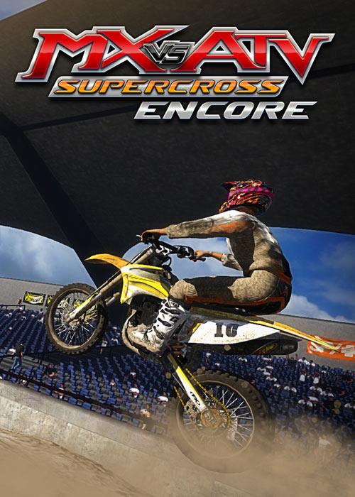 Cheap Steam Games  MX vs ATV Supercross Encore Steam CD-Key