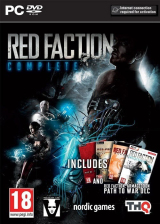 Cheap Steam Games  Red Faction Collection Steam CD-Key
