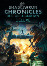 Cheap Steam Games  Shadowrun Chronicles Boston Lockdown Deluxe Package Steam CD Key