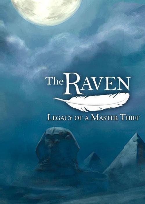 Cheap Steam Games  The Raven Legacy of A Master Thief Steam CD Key