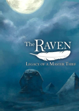 Cheap Steam Games  The Raven Legacy of A Master Thief Steam CD Key