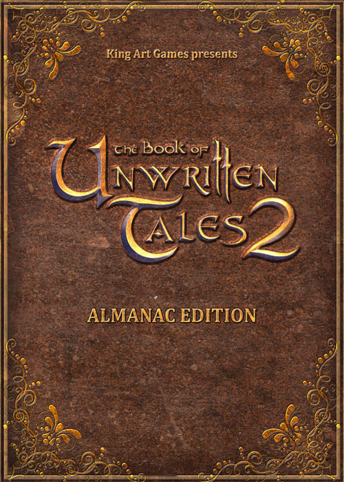 Cheap Steam Games  The Book Of Unwritten Tales 2 Almanac Edition Steam CD Key