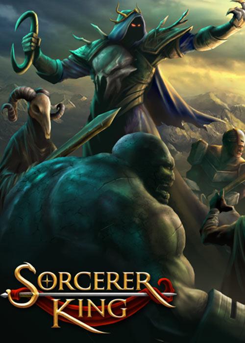 Cheap Steam Games  sorcerer King Steam CD Key