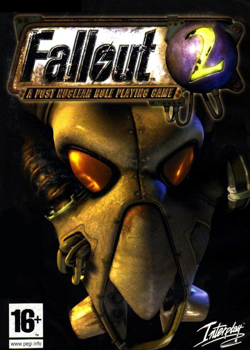Cheap Steam Games  Fallout 2 Steam CD Key