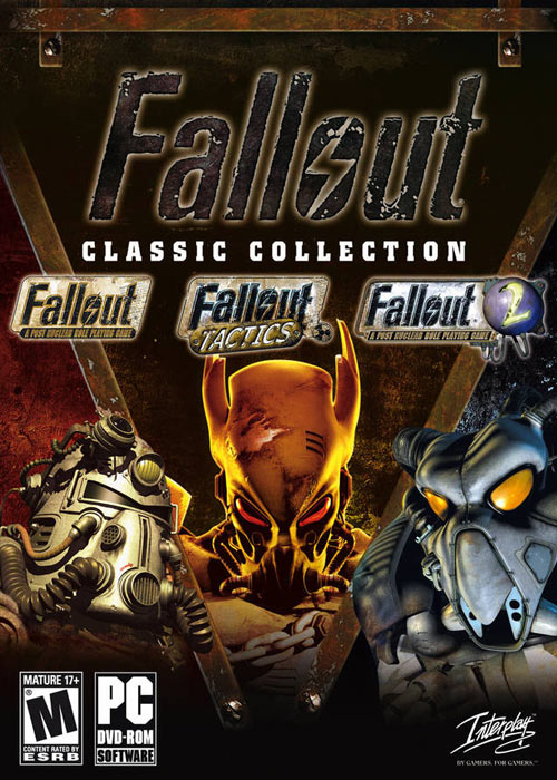 Cheap Steam Games  Fallout Classic Collection Steam CD Key