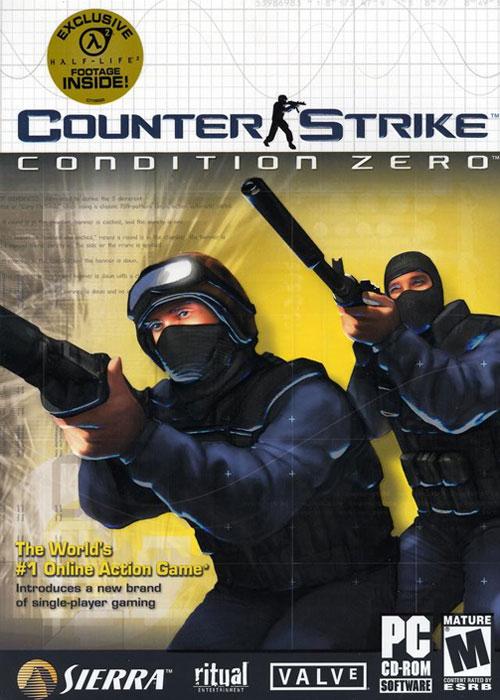 Cheap Steam Games  Counter Strike Condition Zero Steam CD Key