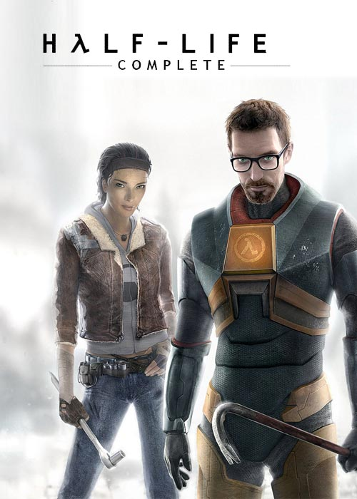 Cheap Steam Games  Half Life Complete Steam CD-Key