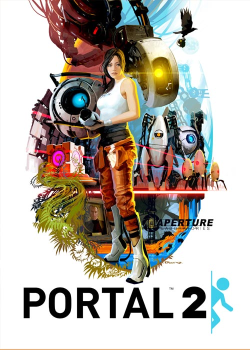 Cheap Steam Games  Portal 2 Steam CD-Key