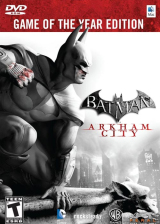 Cheap Steam Games  Batman Arkham City: GOTY Steam CD Key