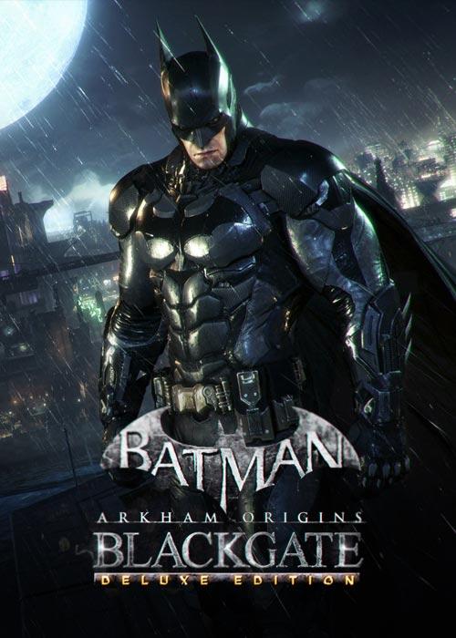 Cheap Steam Games  Batman Arkham Origins Blackgate Deluxe Steam CD Key