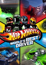 Cheap Steam Games  Hot Wheels World's Best Driver Steam CD-Key