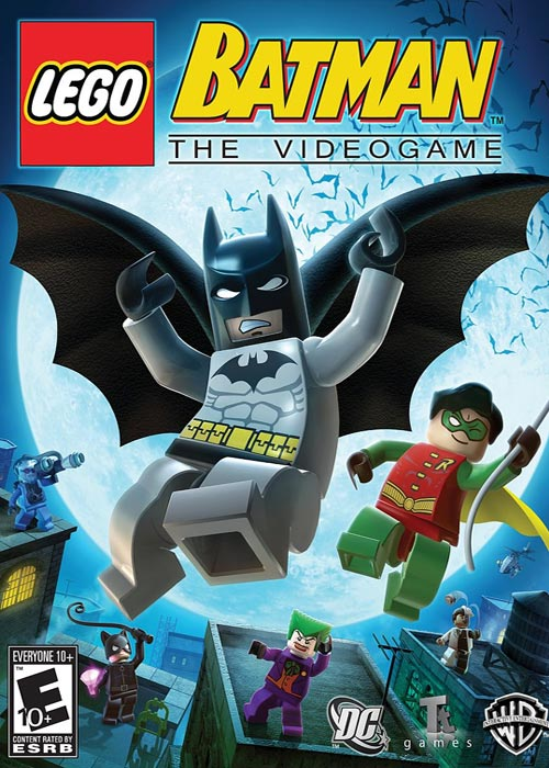 Cheap Steam Games  LEGO Batman Steam CD-Key