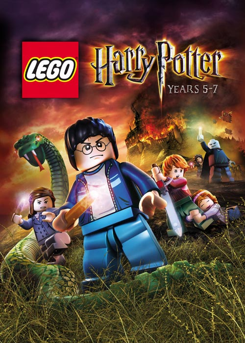 Cheap Steam Games  LEGO Harry Potter: Years 5-7 Steam CD-Key