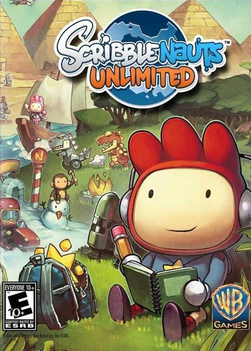 Cheap Steam Games  scribblenauts Unlimited Steam CD Key