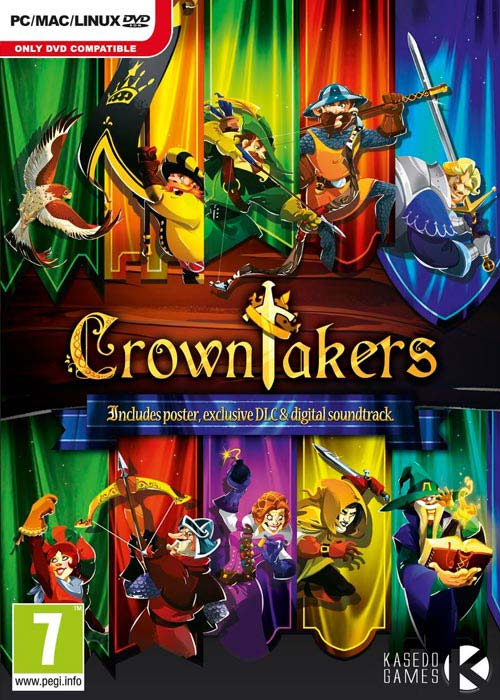 Cheap Steam Games  Crowntakers Steam CD Key