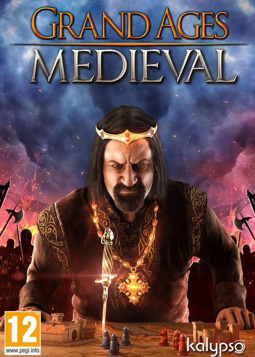 Cheap Steam Games  Grand Ages: Medieval Steam CD Key