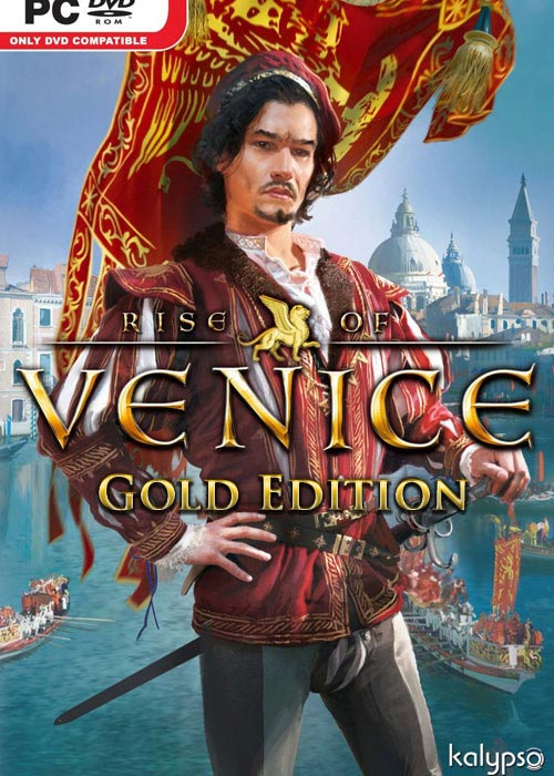 Cheap Steam Games  Rise of Venice GOLD Steam CD Key
