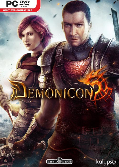 Cheap Steam Games  The Dark Eye Demonicon Steam CD Key