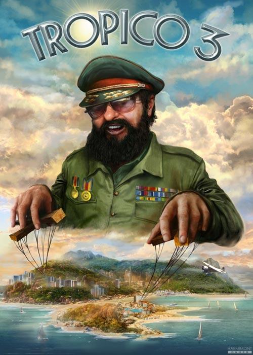 Cheap Steam Games  Tropico 3 Steam CD Key