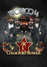 Cheap Steam Games  Tropico 4 Collectors Bundle Steam CD Key