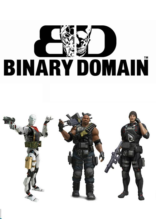 Cheap Steam Games  Binary Domain Steam CD Key