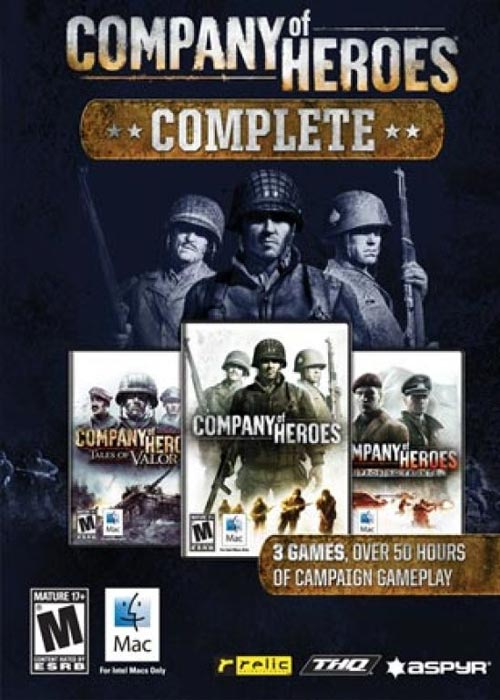 Cheap Steam Games  Company of Heroes Complete Pack Steam CD Key