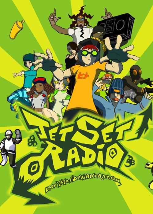Cheap Steam Games  Jet Set Radio Steam CD-Key