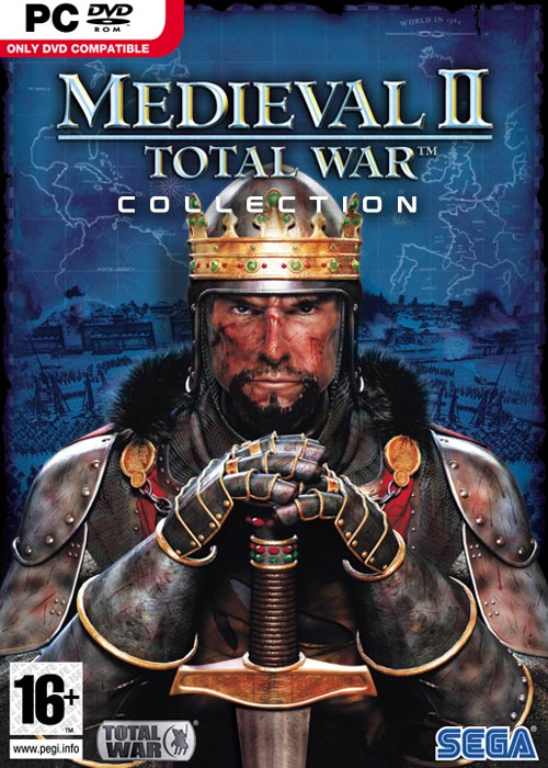 Cheap Steam Games  Medieval II Total War Collection Steam CD-Key