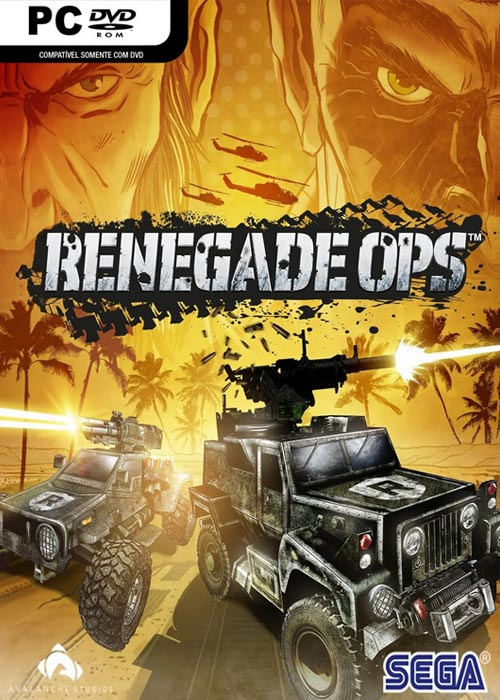 Cheap Steam Games  Renegade Ops Steam CD Key