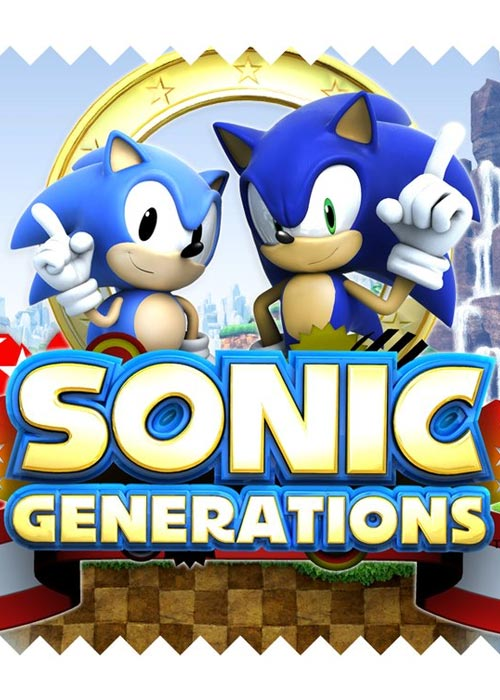 Cheap Steam Games  sonic Generations Steam CD Key