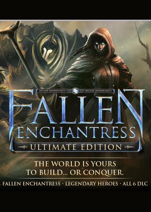 Cheap Steam Games  Fallen Enchantress: Ultimate Edition Steam CD Key