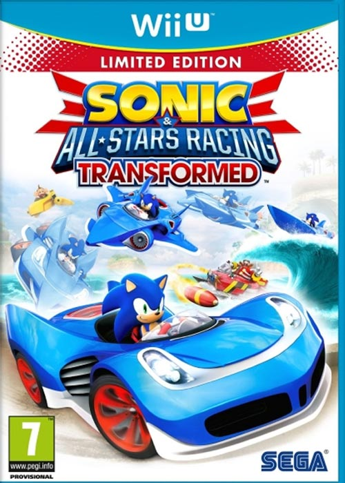 Cheap Steam Games  sonic And SEGA Allstars Racing Transformed Steam CD Key