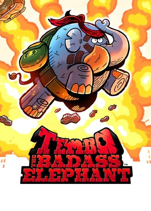 Cheap Steam Games  Tembo The Badss Elephant Steam CD Key
