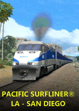 Cheap Steam Games  Train Simulator Pacific Surfliner LA San Diego Route Steam CD Key
