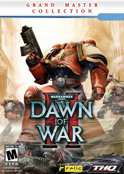 Cheap Steam Games  Warhammer 40000 Dawn of War II Grand Master Collection Steam CD Key