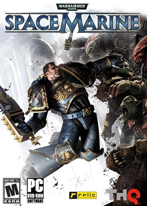 Cheap Steam Games  Warhammer 40000 Space Marine SEGA Steam CD Key
