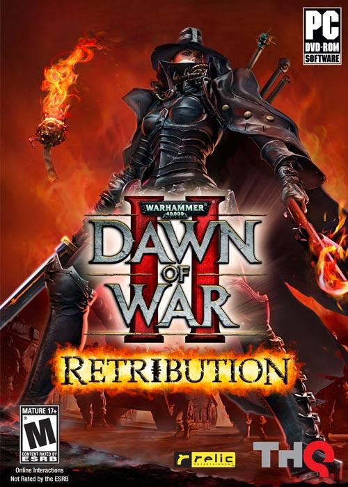 Cheap Steam Games  Warhammer 40000 Dawn of War II Retribution SEGA Steam CD Key