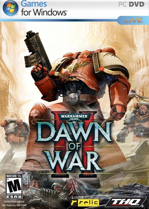 Cheap Steam Games  Warhammer 40000 Dawn of War II SEGA Steam CD Key