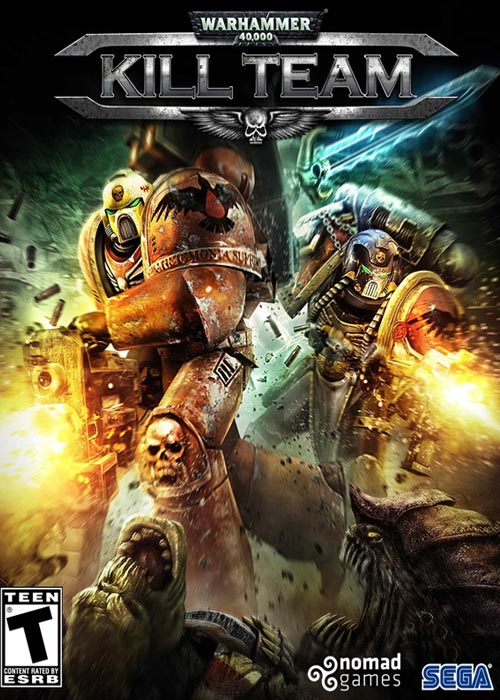 Cheap Steam Games  Warhammer 40000 Kill Team Steam CD Key