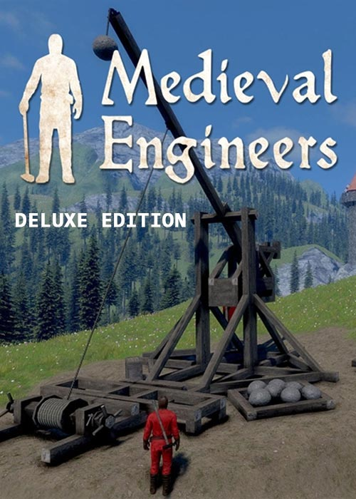 Cheap Steam Games  Medieval Engineers Deluxe Edition Steam CD Key
