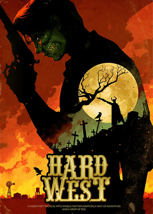 Cheap Steam Games  Hard West Steam CD-Key