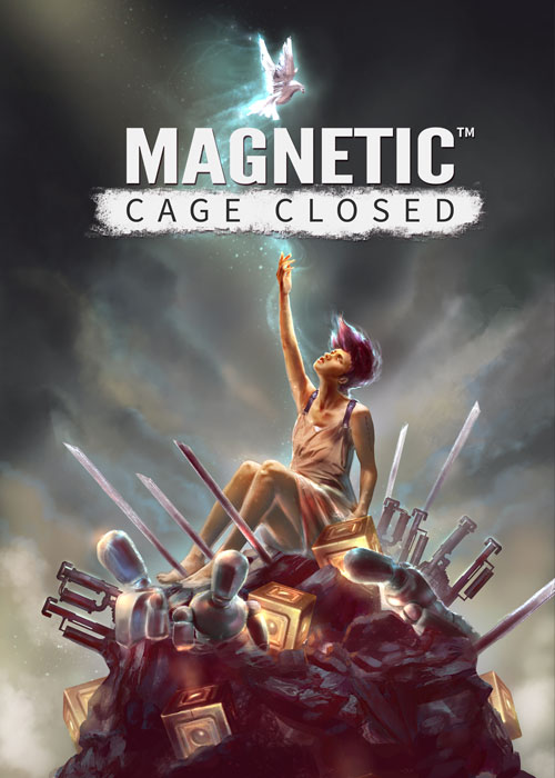 Cheap Steam Games  Magnetic Cage Closed Steam CD Key
