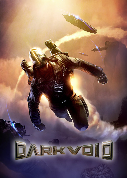 Cheap Steam Games  Dark Void Steam CD Key