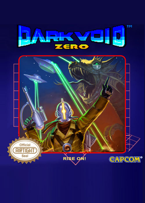 Cheap Steam Games  Dark Void Zero Steam CD Key