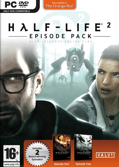 Cheap Steam Games  Half-Life 2: Episode Two Steam CD-Key