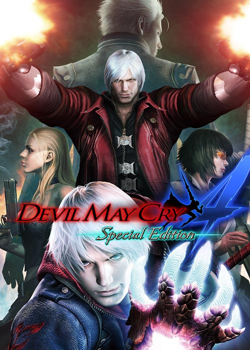 Cheap Steam Games  Devil May Cry 4 Special Edition Steam CD Key
