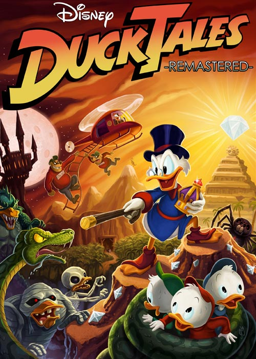 Cheap Steam Games  Duck Tales Remastered Steam CD Key